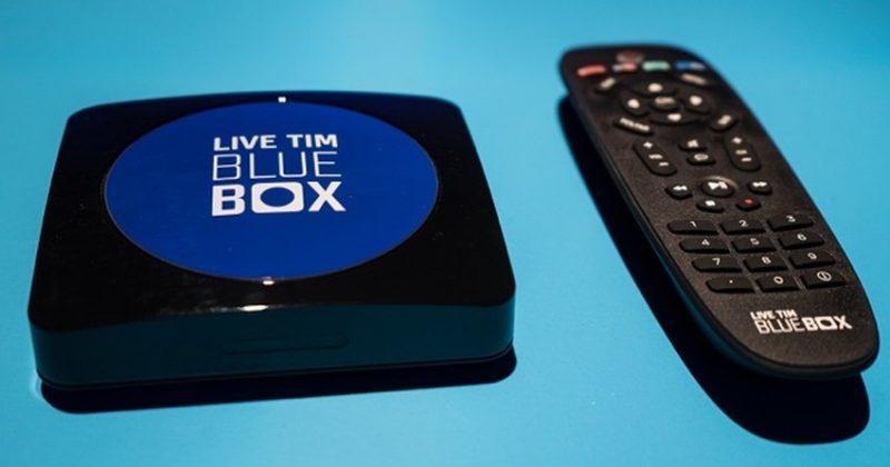 Blue Box é um novo serviço oferecido pela TIM