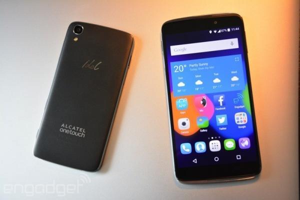 Alcatel Onetouch lançou o smartphone Idol 3