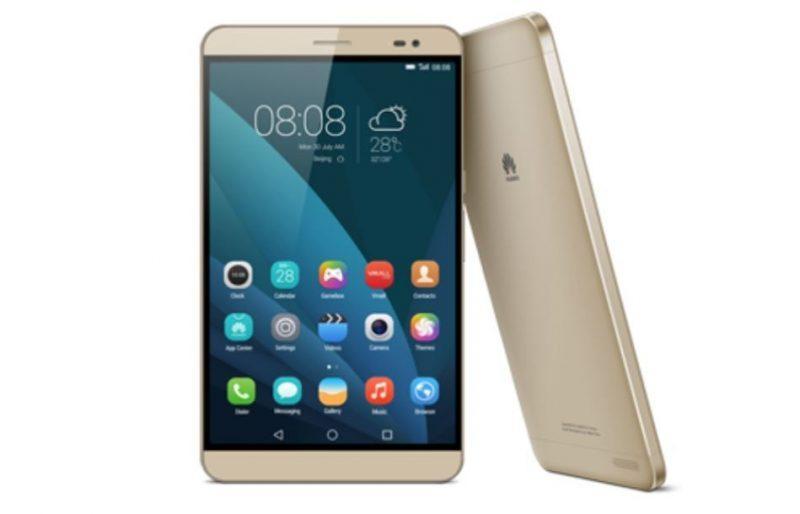 Huawei revelou novos smartphone, tablet e smartwatch