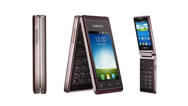 Samsung poderá lançar novo smartphone com flip