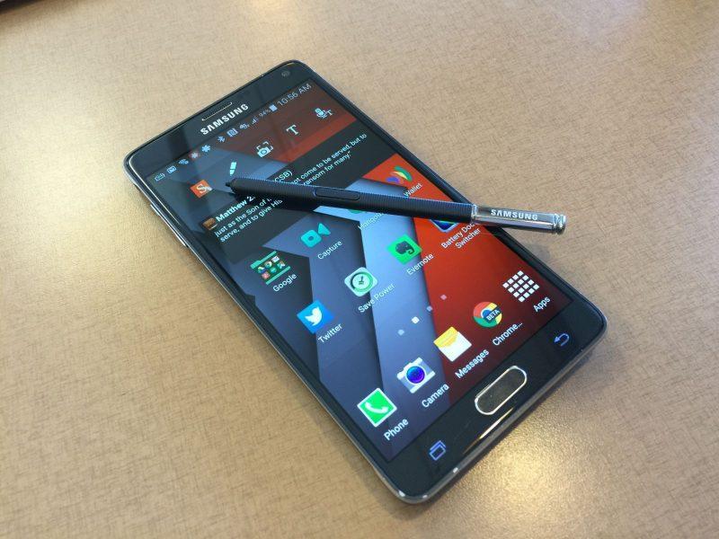 Samsung Galaxy Note 5 e S6 Edge+ serão lançados em setembro