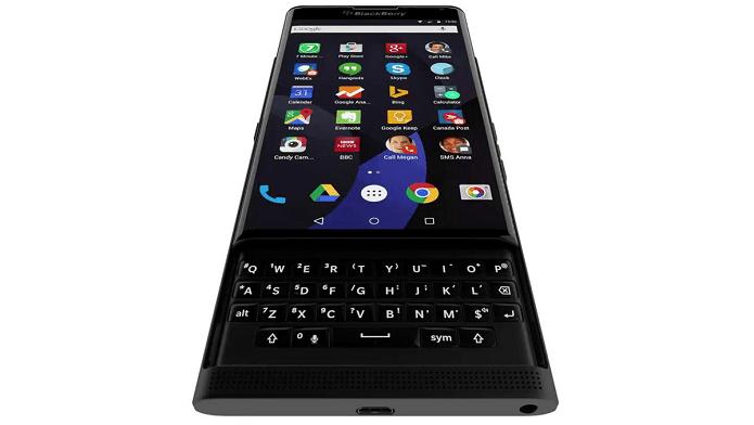BlackBerry poderá lançar novo smartphone com Android