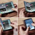 Samsung poderá lançar smartphone dobrável em 2016