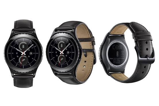 Relógio inteligente Samsung Gear S2 foi apresentado