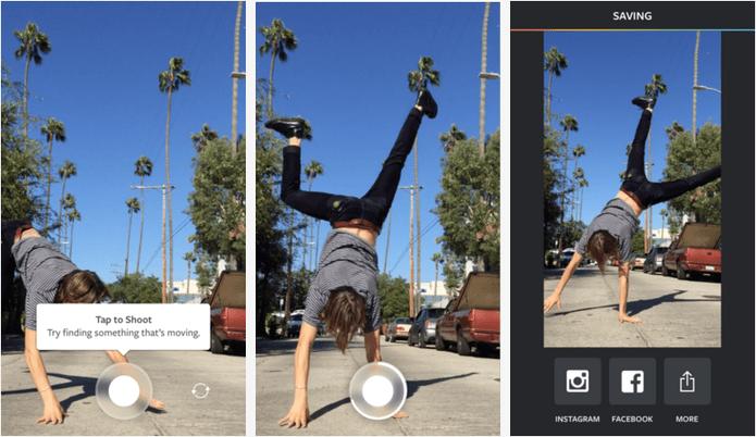 Boomerang – Novo app do Instagram para gravar vídeos