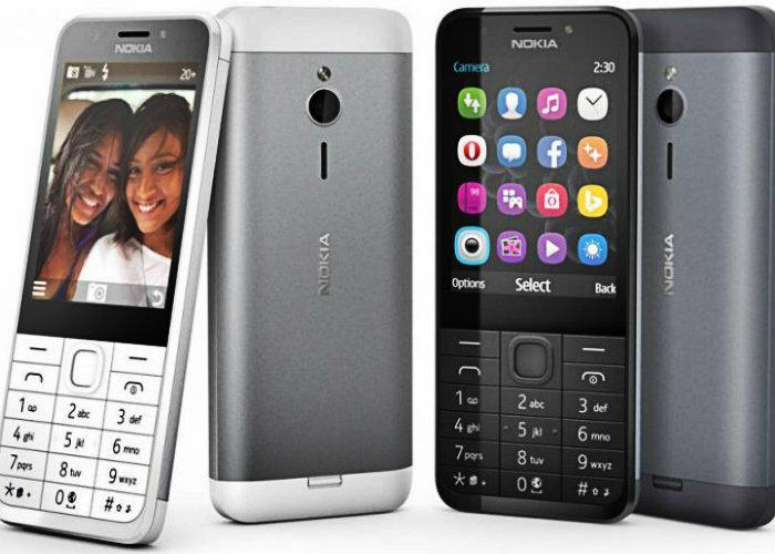 Microsoft lança Novo Nokia 230 e 230 DualSIM