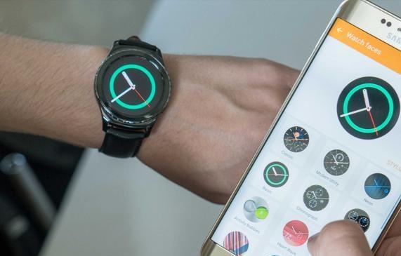 Samsung pretende disponibilizar acessórios para o iOS