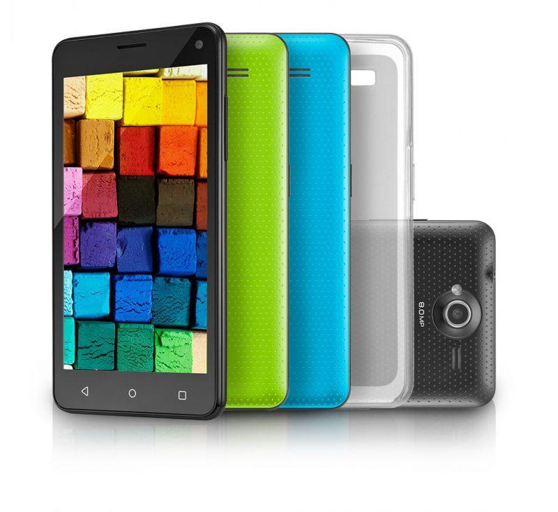 Multilaser lançou o smartphone MS50 Colors