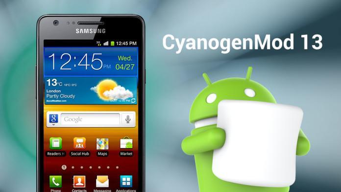 Samsung Galaxy S2 recebe atualização para o Android Marshmallow