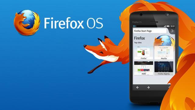 Mozilla irá descontinuar o Firefox OS