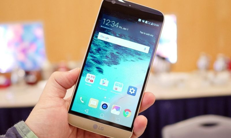 LG G5 foi apresentado na MWC 2016