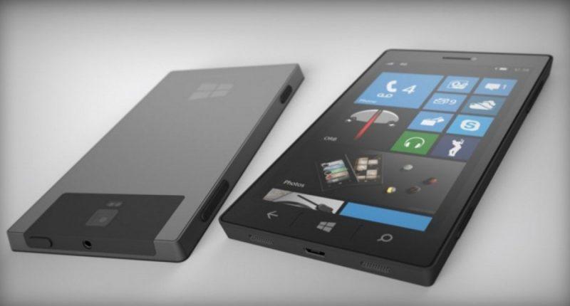 Rumores sobre a nova linha de smartphones Surface