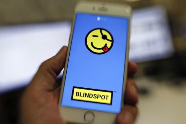 Blindspot – Novo Aplicativo de Mensagens Anônimas
