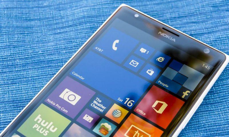 Windows 10 Mobile pode ganhar Função KnockOn