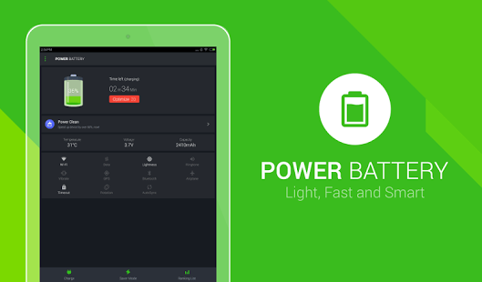 Power Battery Battery Saver – Aplicativo para Melhorar a Bateria do Celular