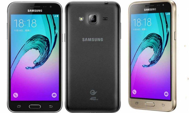 Samsung Galaxy J3 V foi anunciado e conta com 16GB de espaço interno