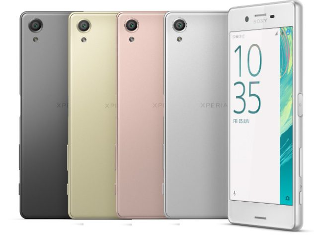 Sony Xperia X foi lançado no Brasil