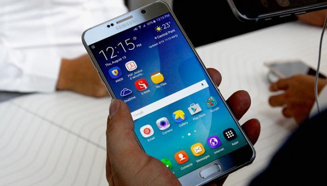 Samsung Galaxy Note 7 conta com mais segurança para os usuários