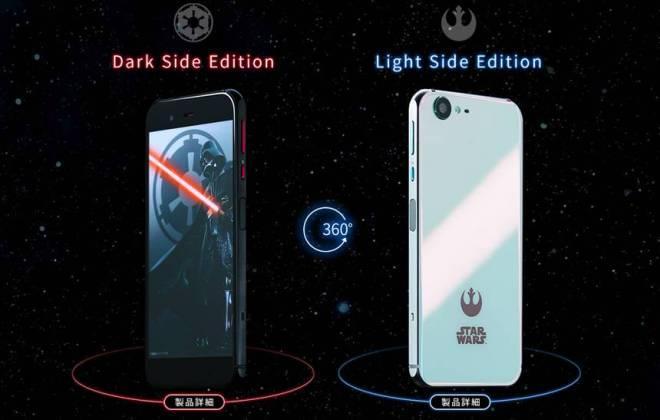 Star Wars terá própria linha de smartphones