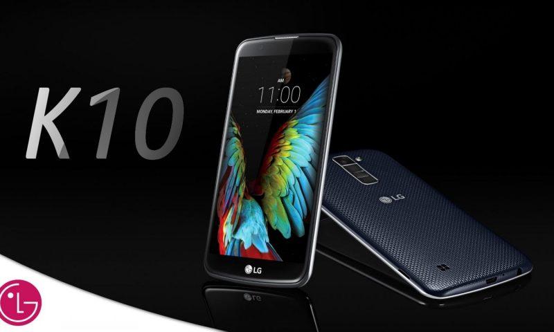 LG K10, K8 e K4 2017 – Preço e Novidades das Novas Versões
