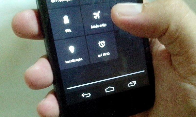 Modo Avião do Smartphone – Vantagens
