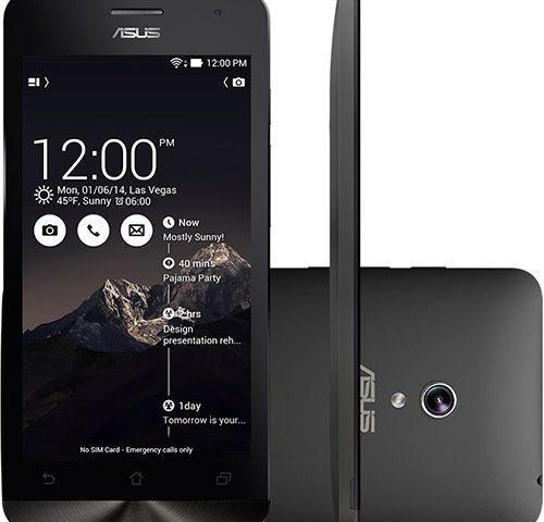Asus Zenfone 5 – Ficha Técnica, Especificações