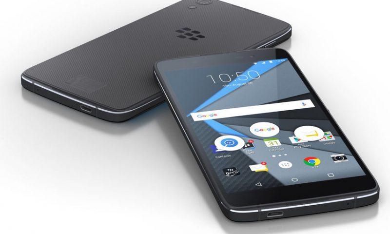 BlackBerry DTEK50 – Características, Preço