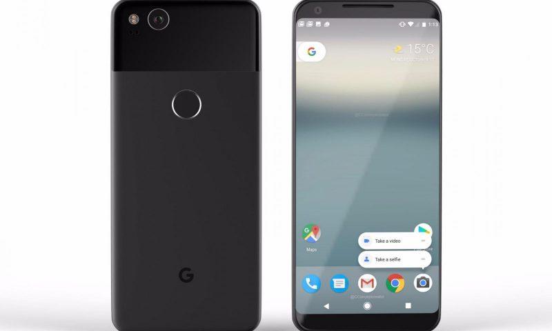 Google Pixel 2 – Lançamento, Características