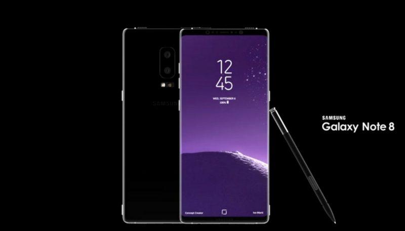 Samsung Galaxy Note 8 – Lançamento e Preços no Brasil