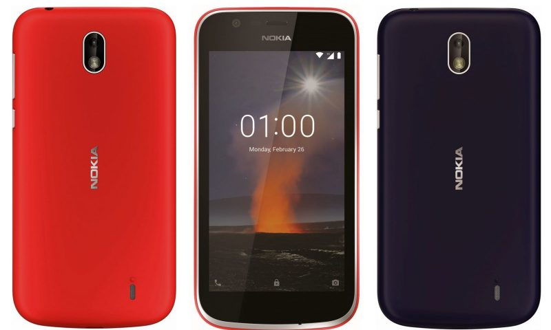 Nokia 1 – Características, Lançamento