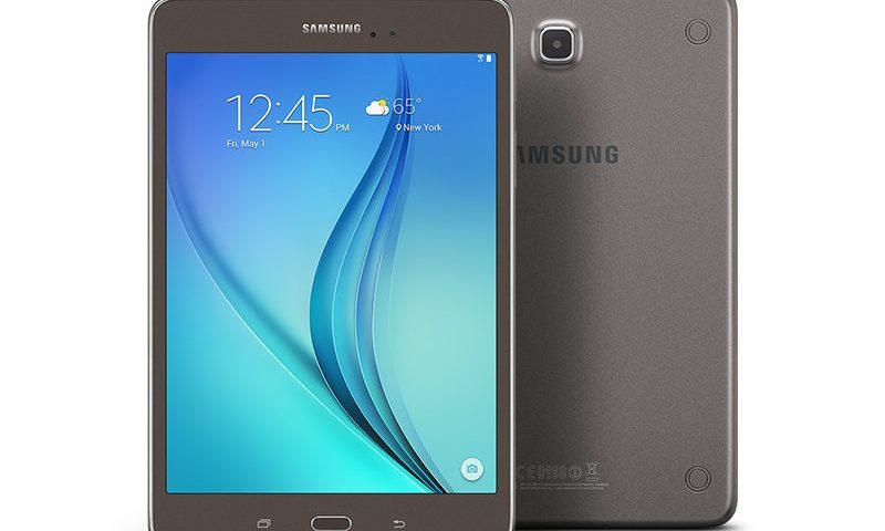 Samsung Galaxy Tab A – Características, Especificações